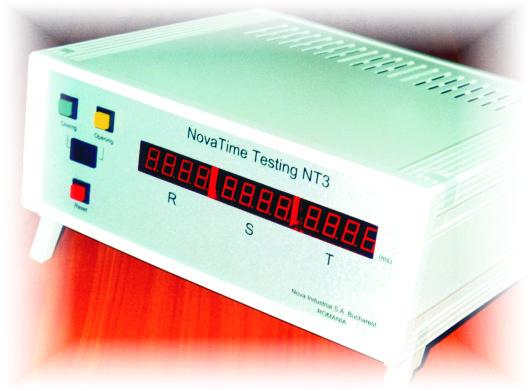NovaTime Testing NT3