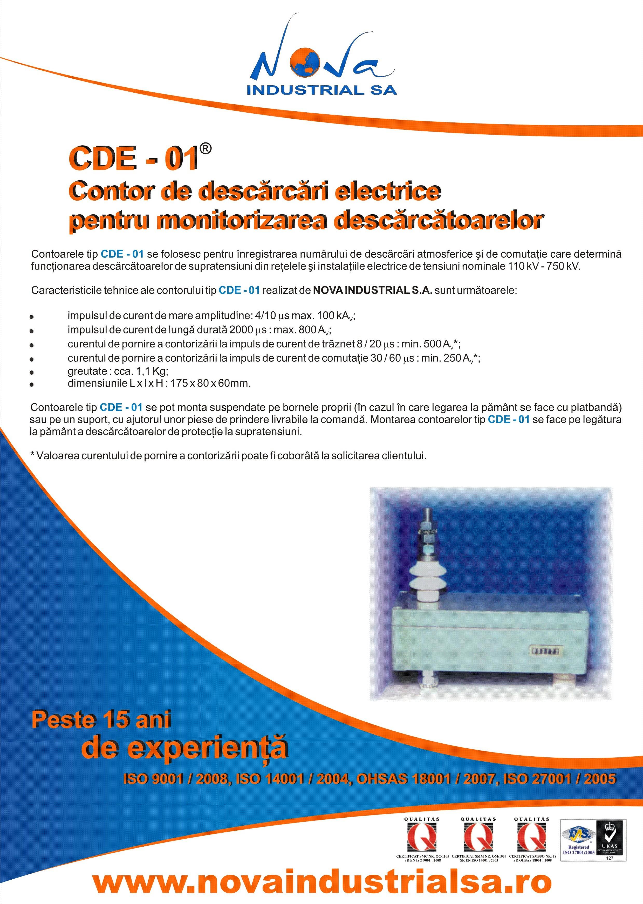CDE - 01