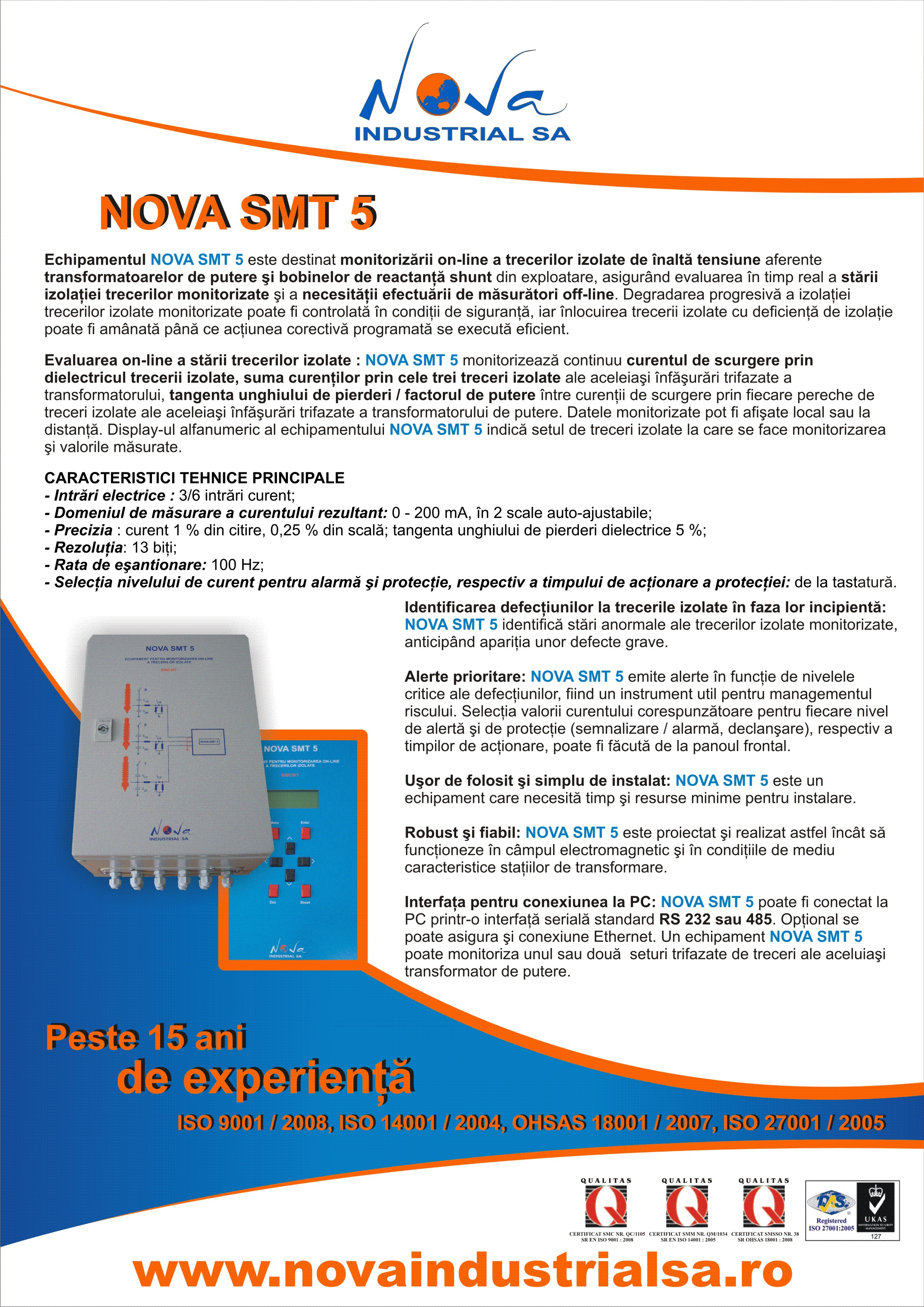 NOVA SMT 5